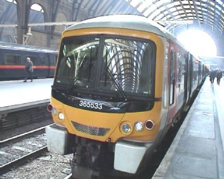 12. London Kings Cross - Kings Lynn